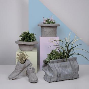 Designové vázy Concrete