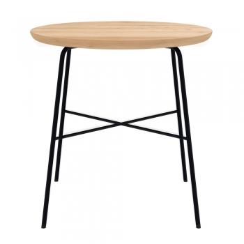 Designové odkládací stolky Disc Side Table Round