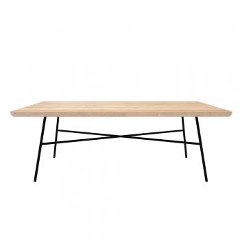 Designové konferenční stoly Disc Coffee Table Rectangular