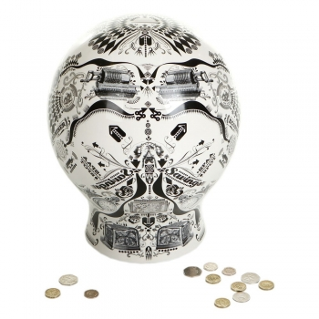 Designové figurky a sochy The Money Box