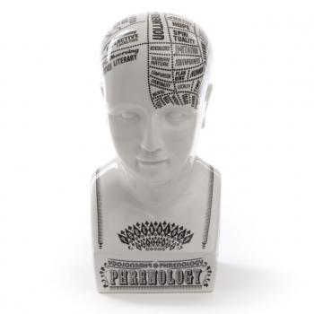 Designové figurky a sochy Phrenology