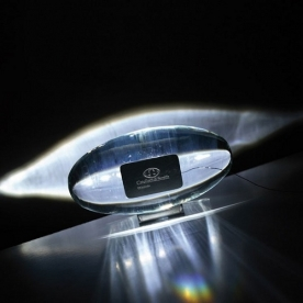 Designové stolní lampy Atman