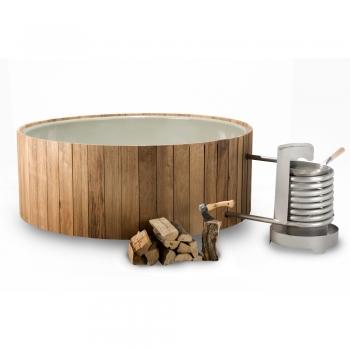 Designové bazény Dutchtub Wood