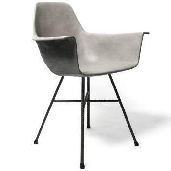 Designové zahradní židle LYON BETON Hauteville Armchair