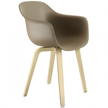 Designové židle Substance Armchair Wood