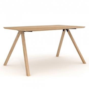 Designové pracovní stoly Flow Desk
