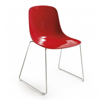 Designové židle Pure Loop Sledge