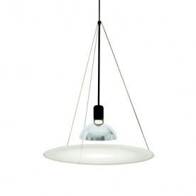 Designová závěsná svítidla Frisbi