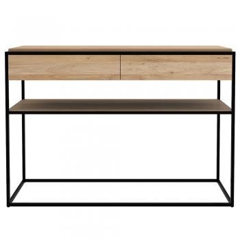 Designové konzolové stoly Monolit Console