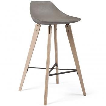 Designové barové židle Hauteville Plywood