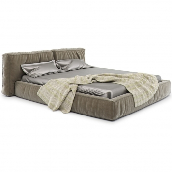 Designové postele Fluff