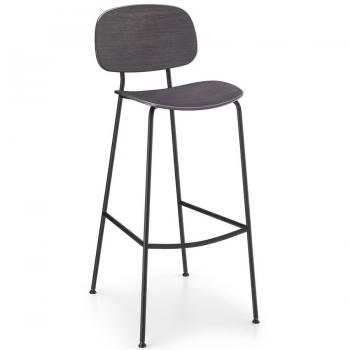 Designové barové židle Tondina Pop