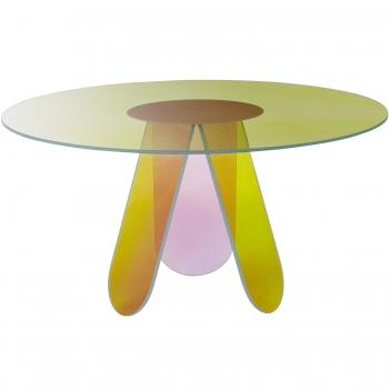 Designové jídelní stoly Shimmer