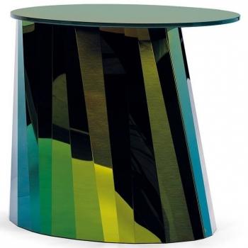 Designové odkládací stolky Pli Side Table
