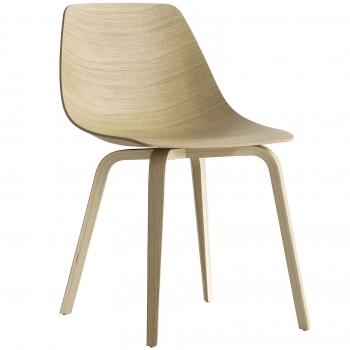 Designové židle Miunn Wood