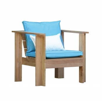 Designová zahradní krěsla Batten Lounge