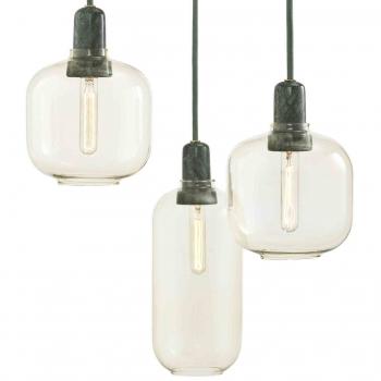 Designová závěsná svítidla Amp Lamp