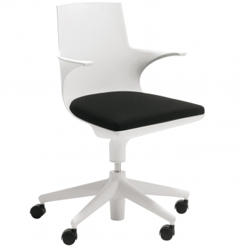 Kartell designové kancelářské židle Spoon Chair