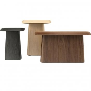 Designové konferenční stoly Wooden Side Table