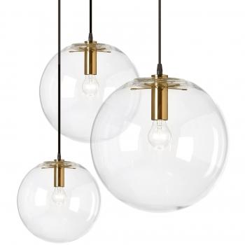 Designová závěsná svítidla Selene