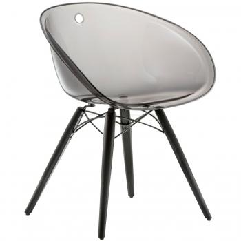 Designové židle Pedrali Gliss Wood