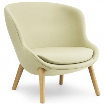 Designová křesla Hyg Lounge Chair Low Wood