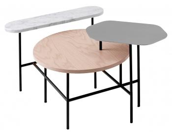 Designové odkládací/ konferenční stoly Palette JH6