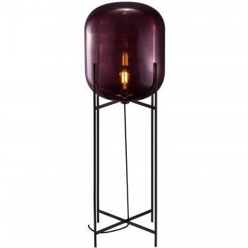 Designové stojací lampy Oda