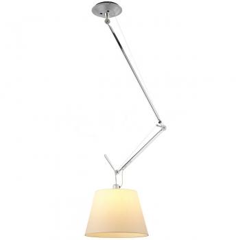 Designová závěsná svítidla Tolomeo Sospensione Decentrata