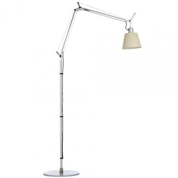 Designové stojací lampy Tolomeo Terra Basculante