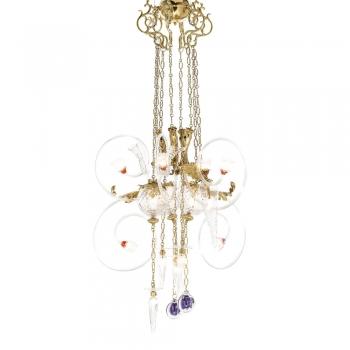 Designová závěsná svítidla Amoria Mixia