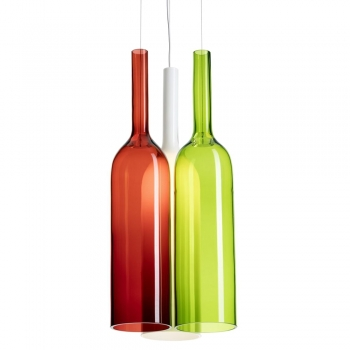 Designová závěsná svítidla Jar RGB