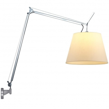 Designová nástěnná svítidla Tolomeo Mega Parete