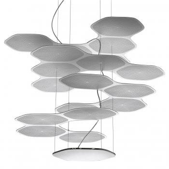 Designová závěsná svítidla Space Cloud