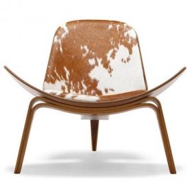 Designová křesla Ch07 Shell Chair