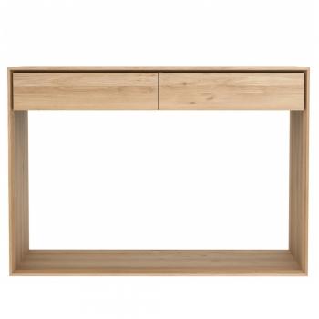 Designové pracovní stoly Nordic Console