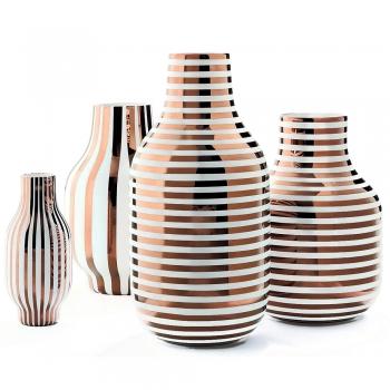 Designové vázy Strypy Collection 1