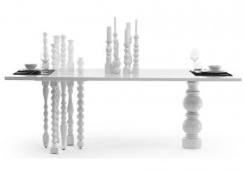 Designové jídelní stoly Bugie