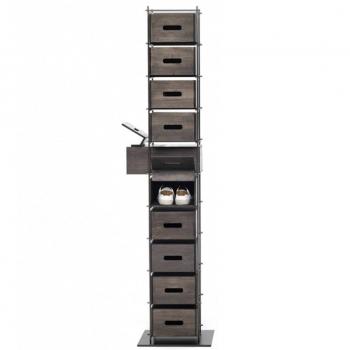 Designové úložné boxy Manolo