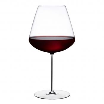 Designové sklenice Stem Zero na červené víno