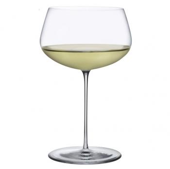 Designové sklenice Stem Zero na bílé víno