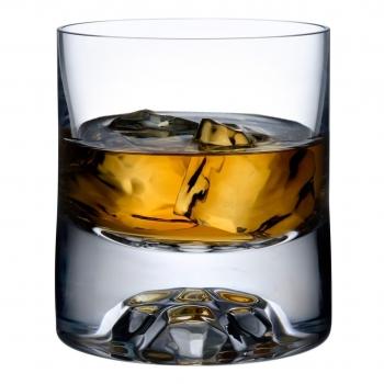 Designové sklenice na whisky Shade