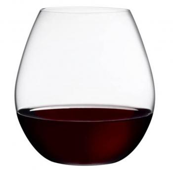 Designové sklenice na červené víno Pure Borgogne