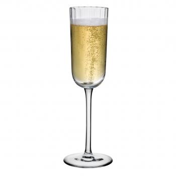 Designové sklenice na šampaňské Neo