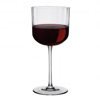 Designové sklenice na červené víno Neo