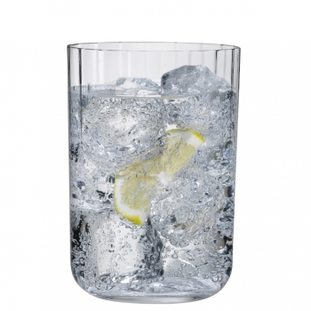 Designové sklenice na vodu Long Drink Neo