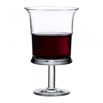 Designové sklenice na červené víno Jour