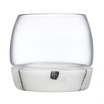 Designové sklenice na vodu NUDE Chill Whisky Glass