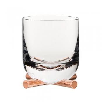 Designové sklenice na whisky DOF Camp