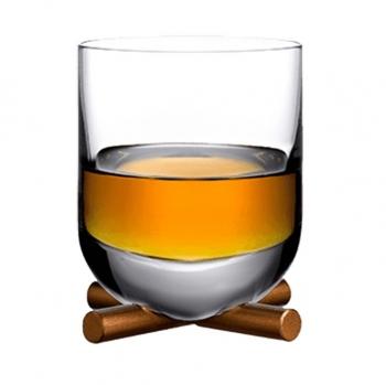 Designové sklenice na whisky SOF Camp